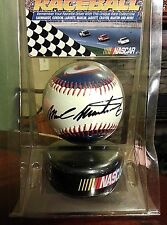 New NASCAR Race Day Raceball #6 Mark Martin Roush Racing Baseball