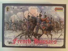 Strelets-R 1/72 Napoleonic Wars French Hussars Kit # 096