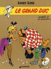 LUCKY LUKE - LE GRAND DUC  dargaud  tome 9 ou 40 E.O.