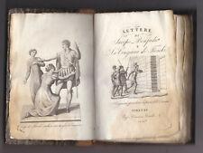 DD155-LETTERE DI JACOPO BONFADIO E LA CONGIURA DI FIESCHI 1828