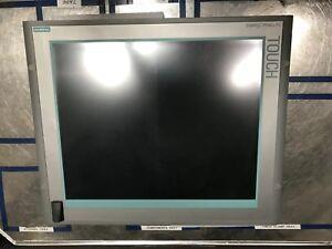Touch Panel SIMATIC HMI IPC477C PC