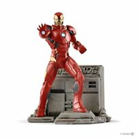 NEW SCHLEICH 21501 MARVEL Iron Man Ironman 10cm - RETIRED