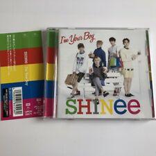 SHINee IM YOUR BOY regular CD JAPAN w/OBI