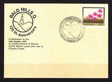 SOUVENIR COVERS: 1982 BALD HILLS Q. 125TH ANNIVERSARY