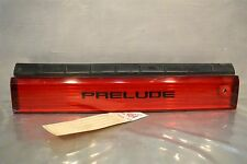 1990-1991 Honda Prelude Trunk Lid Genuine OEM tail light Reflector 64 3D1