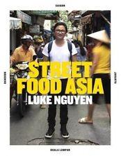 Luke Nguyen's Street Food Asia By Luke Nguyen free shipping New