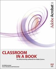 Adobe Acrobat 8 Classroom in a Book-ExLibrary