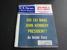 Vintage -January 16,1967 -US News and World Report - Weekly Magazine.