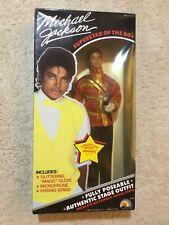 NIB Michael Jackson American Music Awards doll vintage 1984