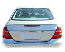 Mercedes clk w209 alerón trasero lacados labio atrás flap llantas Tuning