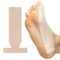 ZenToes Turf Toe T-Straps 10 Pack Moleskin Splints for Big Toe Injuries USA Ship