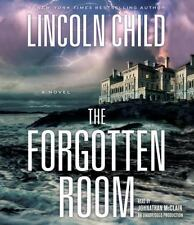 Lincoln Child THE FORGOTTEN ROOM Unabridged CD