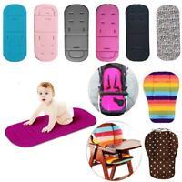 Universal Baby Kid Stroller Pram Pushchair Car Seat Liner Pad Cushion Mat Soft