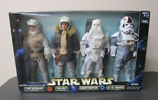 """Luke Han AT-AT Driver Snowtrooper STAR WARS Collector Series 12"""" 1/6 Scale"""