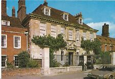 Wiltshire Postcard - Mompresson House - The Close - Salisbury   AB1515