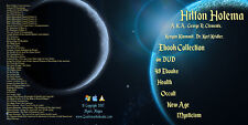 Hilton Hotema Ebooks Collection Set on DVD 49 Occult Health Mystic Metaphysical