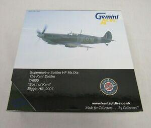 Gemini Aces Supermarine Spitfire HF Mk.IXe Kent TA805 1:72 Limited Edition - S12