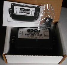 EDCO HSP121BT-1/200 SURGE PROTECTION POWER CONDITIONER 15AMP 240VAC