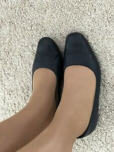 Flybe Cabin Crew Uniform Cabin Shoes Size 5.5