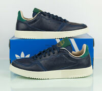 Adidas Supercourt Athletic Casual Sneakers Navy Green Shoes EE6036 Men's size 10