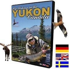 DVD: Fly Fishing in the Yukon / Canada, Fliegenfischen in der Wildnis von Kanada
