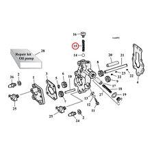 Mcs Harley Davidson Repuesto Bomba De Aceite válvula de retención Primavera Bt / Xl bc15872 T