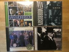 Van Morrison [4 CD Alben] Irish Heartbeat + The Healing Game + Too Long in Exile