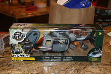True Heroes SENTRY OUTPOST HELICOPTER PLAYSET Sentinel 1 Military Gift Toy 3+
