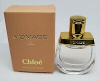 Chloe Nomade Eau de Parfum Women Perfume Mini Splash .17oz /5 ml