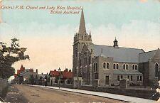 BR98537 bishop auckland chapel and lady eden hospital valentine 58823   uk