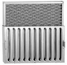 Flammschutzfilter Bauart A, zweilagig, hoher Abscheidungsgrad 300 x 500 x 50 mm