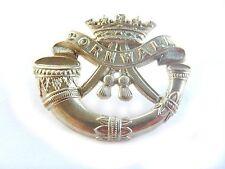 Duke of Cornwall Military Cap Badge