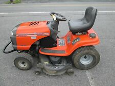 "2003 Husqvarna YTH1848XP riding mower 18 hp Kawasaki 48"" mowing deck used -Nice!"