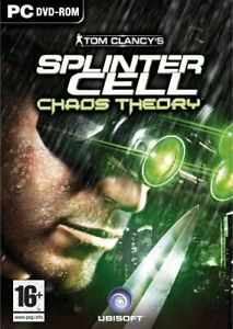 Tom Clancy's Splinter Cell: Chaos Theory (PC).