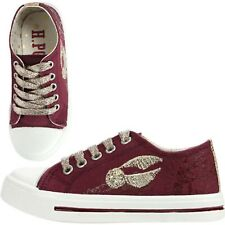 BOYS GIRLS HARRY POTTER PUMPS HOGWARTS SNITCH TRAINERS SHOES TEENS UK SIZE 12-5
