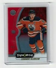 2018-19 Synergy Red Bounty Card # 1 Connor McDavid Edmonton Oilers Unscratched