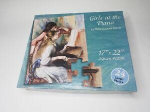 Jigsaw Puzzle Large Pieces - Mary Cassatt, Pierre-Auguste Renoir, Winslow Homer