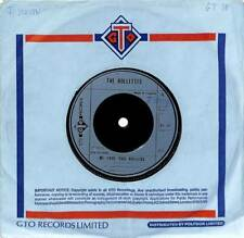 """The Rollettes - We Love You Rollers - 7"""" Record Single"""