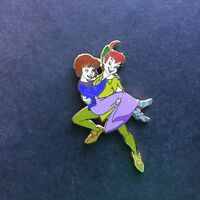 Return to Neverland Movie Premiere Celebration Jane & Peter Pan Disney Pin 9865