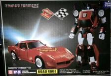 Takara Transformers Masterpiece MP 26 Road Rage RED Chevrolet G1 Figure Toy