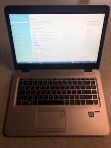 HP ELITEBOOK 840 G4, i7 7600U, 16GB, 256GB SSD, WIN 10 PRO