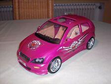 Barbie Flavas Disco Flitzer lila - Showcar - Barbieauto Auto violett