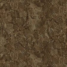 Call Of The Wild Dark Brown Tonal Flannel Northcott Fabrics by the 1/2 yard