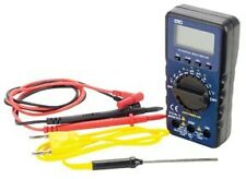 OTC Digital Multimeter Series 55 Meter, Voltage, Amps, Continuity, Temp #3910