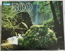 Guild Columbia River Gorge Oregon 1996 500 Piece Jigsaw Puzzle Sealed NIB