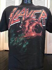 Slayer Demon Tour Shirt Sz M Death Venom Rock Suicidal Metal Angel VOD Kreator