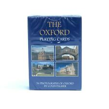 THE OXFORD PLAYING CARDS 54 PHOTOGRAPHS BY COLIN PALMER NOVELTY UNIQUE GIFT