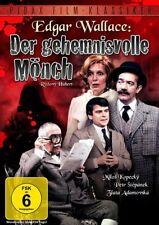 Edgar Wallace: Der geheimnisvolle Mönch - Pidax Klassiker  DVD/NEU/OVP