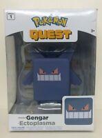 "NEW IN BOX Nintendo Pokémon Quest Gengar 4"" Vinyl Figure Series 1"