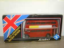 Bus Londonien Double Decker - Solido France in Box *45520